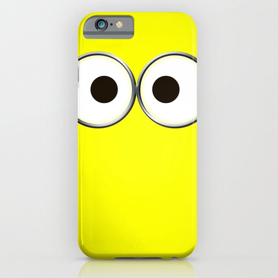 minion iPhone & iPod Case
