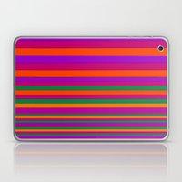 Stripe2 Laptop & iPad Skin