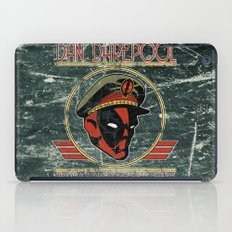 Dan Darepool: Insane Ninja-Merc of the Future iPad Case