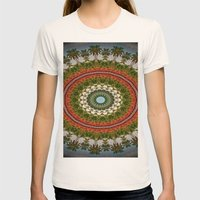 Island Womens Fitted Tee Natural SMALL