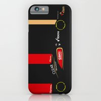 iPhone & iPod Case featuring E21 by Cale Funderburk