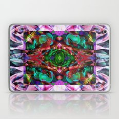 Acid Rose Laptop & iPad Skin