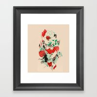 Rebirther Framed Art Print