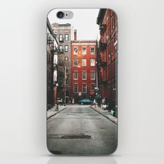 Gay Street NYC iPhone & iPod Skin