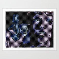 Y & Art Print