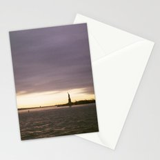 Liberty Stands Watch Stationery Cards