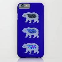 The Eating Habits Of Bea… iPhone 6 Slim Case
