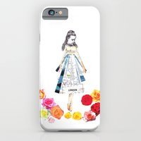 iPhone & iPod Case featuring Lost by some roses by Lydia Coventry