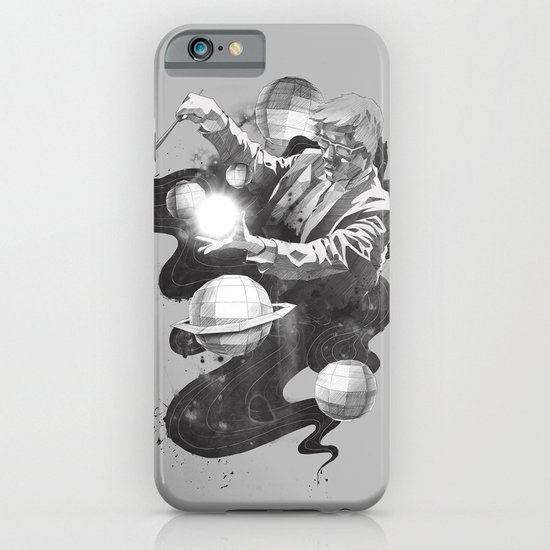 Space Symphony iPhone & iPod Case