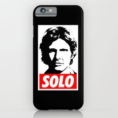 Obey Han Solo (solo text version) - Star Wars iPhone 6s Slim Case