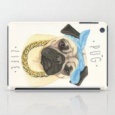 Pug life - pug dog iPad Case