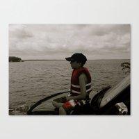 Aidan White Canvas Print