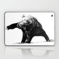 The Big Bad Bear By Chuc… Laptop & iPad Skin
