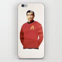 Polygon Heroes - Scotty iPhone & iPod Skin