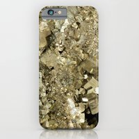 iPhone & iPod Case featuring A Golden Fool by D. S. Brennan Photography