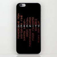 Part of the Crew iPhone & iPod Skin