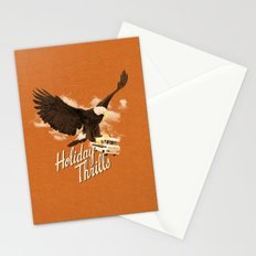 Holiday Thrills Stationery Cards