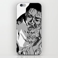 I'm like cat here, a couple of no-name slobs iPhone & iPod Skin