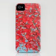 Highlands Red Maple iPhone (4, 4s) Slim Case