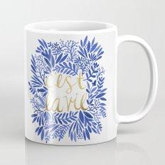 That's Life – Gold & B… Mug