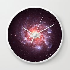 Star Attraction Wall Clock
