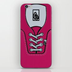 Pink Vans shoes iPhone 4 4s 5 5s 5c, ipod, ipad, pillow case and tshirt iPhone & iPod Skin