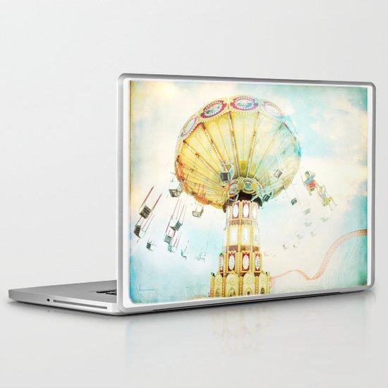 Step back into fun Laptop & iPad Skin