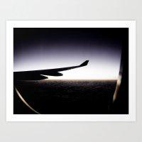 Airplane  Art Print