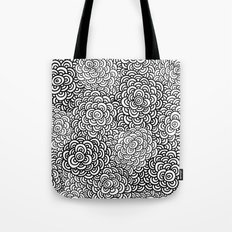 Scallop Bombs Tote Bag