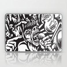 Illustration Of Rock Con… Laptop & iPad Skin