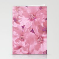 Cherry Blossoms For Mack… Stationery Cards