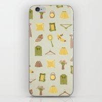 Bedroom iPhone & iPod Skin
