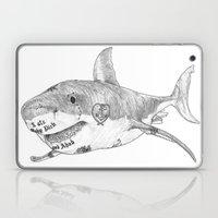 Shark Prank Laptop & iPad Skin