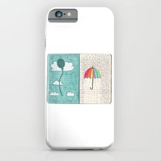 Always trust the weather iPhone 6s Slim Case
