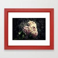 A Simple Gift Framed Art Print