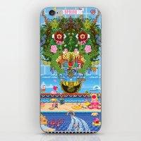 Cabana Fever iPhone & iPod Skin