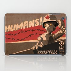 Propaganda Series 6 iPad Case