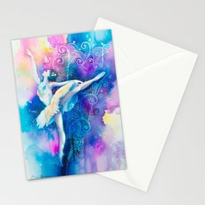 Ballerinaaa Stationery Cards