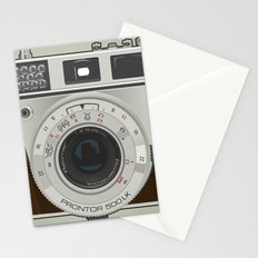 Vintage Camera II Stationery Cards