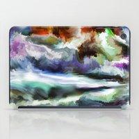 Wild Is The Sea iPad Case