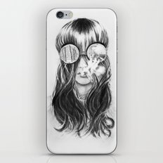 You are not crazy iPhone & iPod Skin