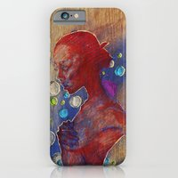 Carved In Wood iPhone 6 Slim Case