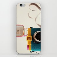 Lomo Love iPhone & iPod Skin