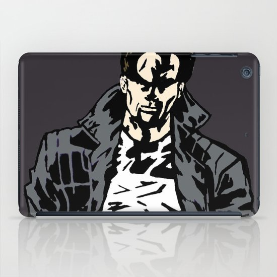 Brooding iPad Case