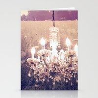 Fields Of Light Stationery Cards