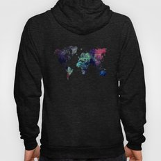 Map Of The World After I… Hoody