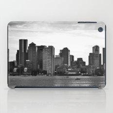 Boston, I love you. iPad Case