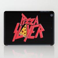 Pizza Slayer iPad Case