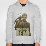 Daryl Dixon The Walking … Hoody