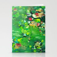 Abstract 19 Stationery Cards